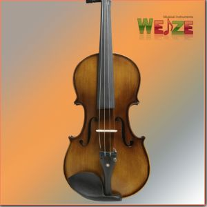 4/4 Handmade Solid Wood Antique Style Violin pictures & photos