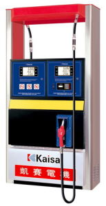 Fuel Dispenser for Gas Station