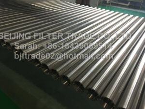 Chemical Wire Cloth and Supporting Rod Welded Screen Cylinder for Water Treatment pictures & photos