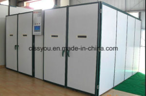 Full Automatic Chicken Egg Hatching Incubator Machine (WAWF) pictures & photos