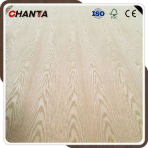 3.6/5.2mm Red Oak Fancy Plywood for Furniture pictures & photos