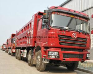 Shacman 8*4 Heavy Duty Dump Truck pictures & photos