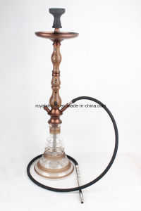 Wholesales Luxury Wood Stem Arab Shisha Hookah pictures & photos