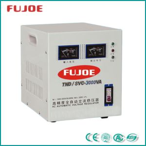 Power Supply Single Phase SVC-3kVA Automatic Voltage Stabilizer pictures & photos