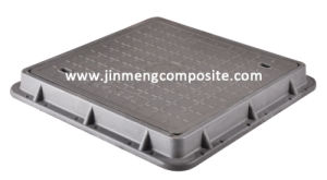 EN124 SMC Manhole Covers with Dia 600x600 pictures & photos