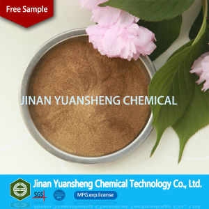 Calcium Ligno Sulfonate for Cement Mixing Concrete Superplasticizer pictures & photos