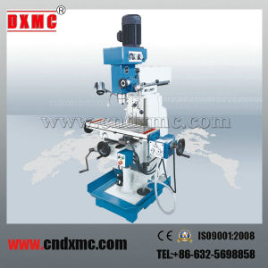 High Quality Industrial Hobby Drill Mill Zx7550cw pictures & photos