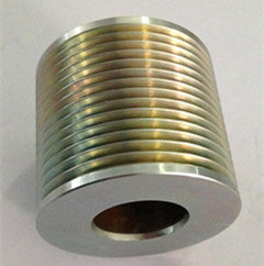 CNC Machining Part for Fitness Equipment Belt Pulley pictures & photos