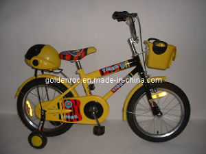 "16"" Steel Frame Kids Bike (1604) pictures & photos"