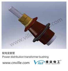 10kv Bushing Used on Distrbution Transformer II pictures & photos