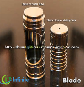 2013 Newest Product Electronic Cigarette Blade Mod Ecig