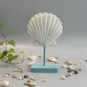 New Vintage Seashell Wall Plaque in Polyresin pictures & photos