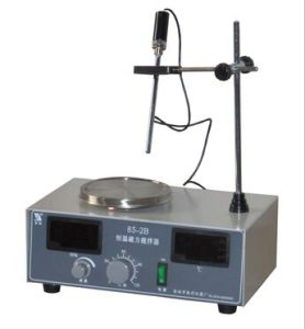 85-2b Laboratory Magnetic Stirrer with Hotplate/Agitator pictures & photos