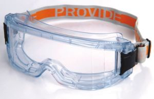 Wide Safety Goggles (303-3) pictures & photos