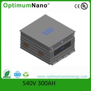 Pantent PCB Packed 540V 300ah LiFePO4 Electric Bus Battery with Smart BMS pictures & photos