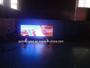P5 Car Roof Advertising LED Display pictures & photos