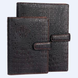 32k Croco PU Magnetic Closure Agenda (K4-073)