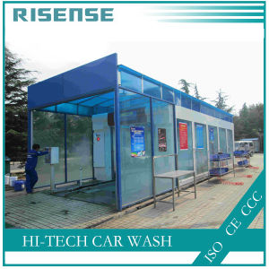 High Quality Tunnel Car Wash Station pictures & photos