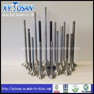 CNC Forged Inlet & Exhaust Egine Valves for Marine SA31 pictures & photos
