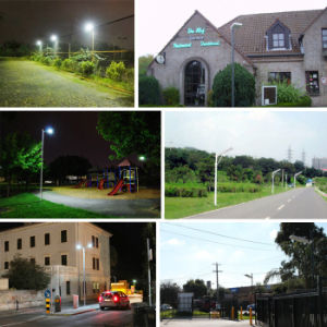 Low Price Outdoor IP65 High Power Bridgelux Solar Street LED Light pictures & photos