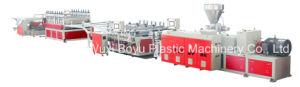 WPC Foam Floor Extrusion Production Line