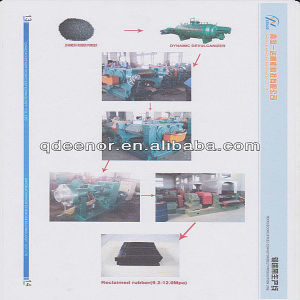 High Tensile Strength Reclaimed Rubber Making Machine / New High Quality Reclaim Rubber Machine pictures & photos
