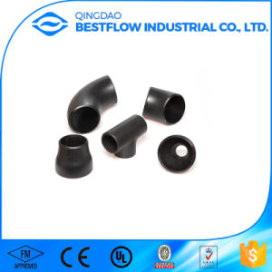Ansib16.9 Carbon Steel Butt Welded Pipe Fitting pictures & photos