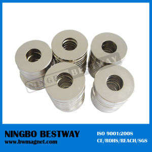 N35 Variety Permanent NdFeB Magnet Ring pictures & photos