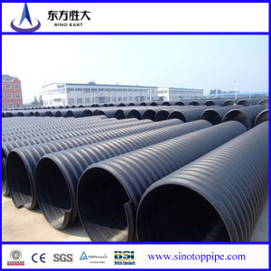 Dwc-High Density Polyethylene Pipe pictures & photos