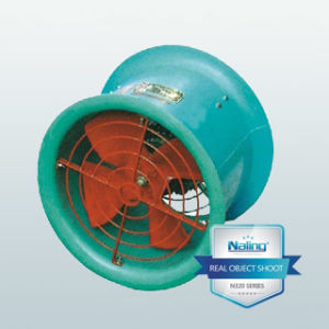 Anticorrosive Fiberglass Explosion Proof Axial Fan