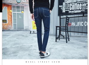 C314 Hot Sale New Style Denim Jeans for Men pictures & photos