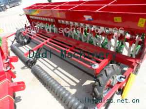 Wheat/Dry Field Rice Seeder for Tractor pictures & photos