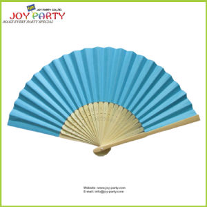 Paper Hand Fan Wedding Decorative Paper Crafts pictures & photos