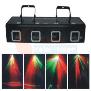 Four Head Red &Green Laser