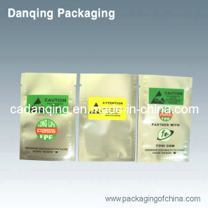 Aluminum Foil Film Packaging for Food/ Detergent/ Snack (DQ172) pictures & photos