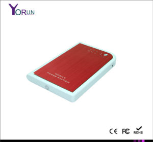 12000mAh External Battery Backup Charger Power Bank for Laptop/iPad/iPod/Note (YR120)