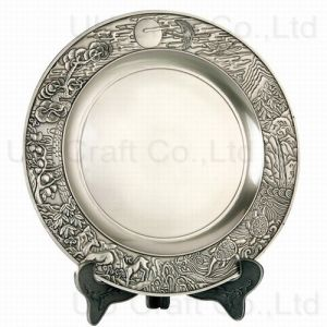 Zinc Alloy Plate for Decoration (6-8069-21)