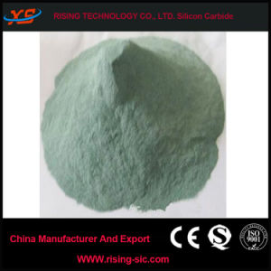 Green Carborundum Powder pictures & photos
