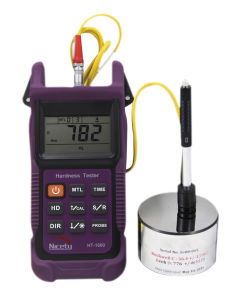 Portable Leeb Hardness Tester Lab Equipment Ht-1800