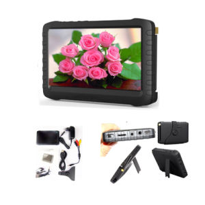 Portable Monitor for Car Monitor, Fpv Receiver, Baby Monitor (5inch screen, motion detection, cycle recording) pictures & photos
