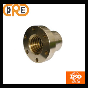 Best Selling and High Quality for Industrial Machines Trapezoidal Screw Nut pictures & photos