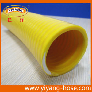 Multiduty Yellow Smooth-Surface PVC Suction Hose pictures & photos