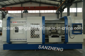 "21"" CNC Lathe Machine Tool with CE (QK1352)"