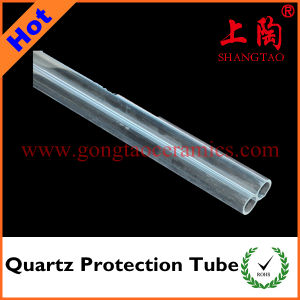 Quarts Protection Tube pictures & photos