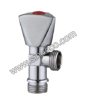 Brass Male Thread Angle Valve pictures & photos