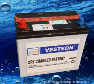 12V135ah Dry Charged Car Battery Japan Standard Car Battery pictures & photos