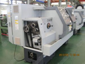 Flat Bed CNC Lathe Machine (CLK6150P) pictures & photos