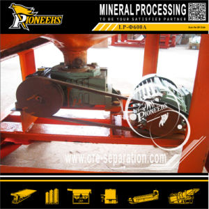 Small Gold Equipment Gold Pan Machinery Mini Gold Panning Machine pictures & photos