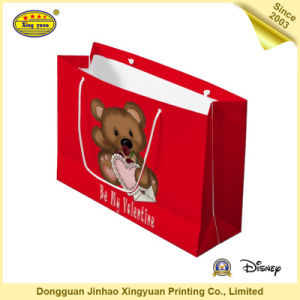 Luxury Custom Printed Valentines Day Gift Bag pictures & photos