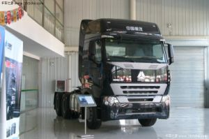 Sinotruk HOWO A7 6X4 Tractor Truck with 371HP pictures & photos